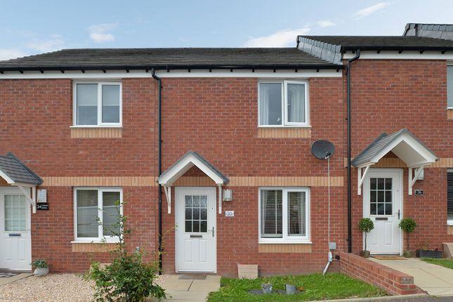 Thumbnail Terraced house for sale in Aspen Drive, Gorebridge, Midlothian