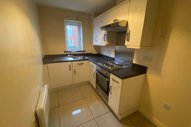 Kitchen of Mid Water Crescent, Hampton Vale, Peterborough PE7