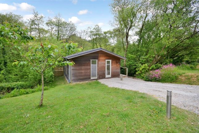 Thumbnail 2 bed mobile/park home for sale in Lanreath, Looe
