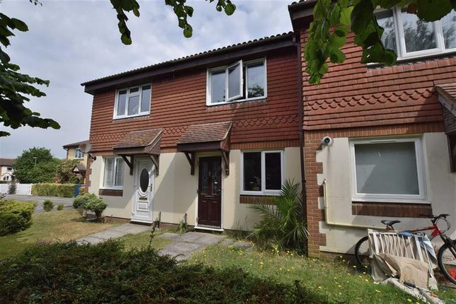 Thumbnail Terraced house to rent in The Hyde, New Milton