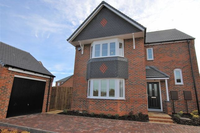 Thumbnail Property for sale in Plot 12, The Elmsdale, Devereux Grange, Great Haywood