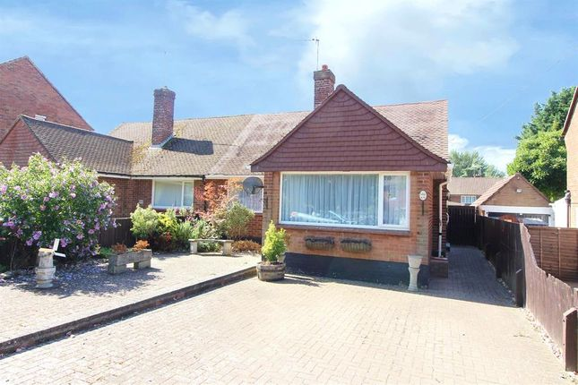 Thumbnail Semi-detached bungalow for sale in Hythe Road, Ashford, Kent