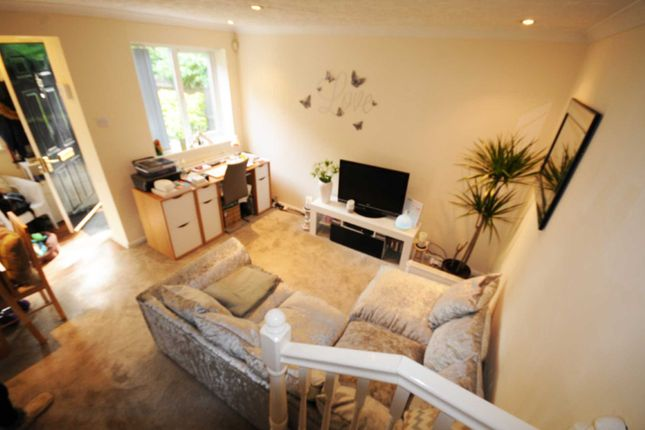 Thumbnail End terrace house to rent in Dengate Drive, Balsall Common, Coventry