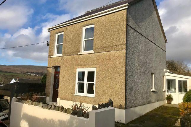 Thumbnail Detached house for sale in Park Lane, Lower Brynamman, Ammanford
