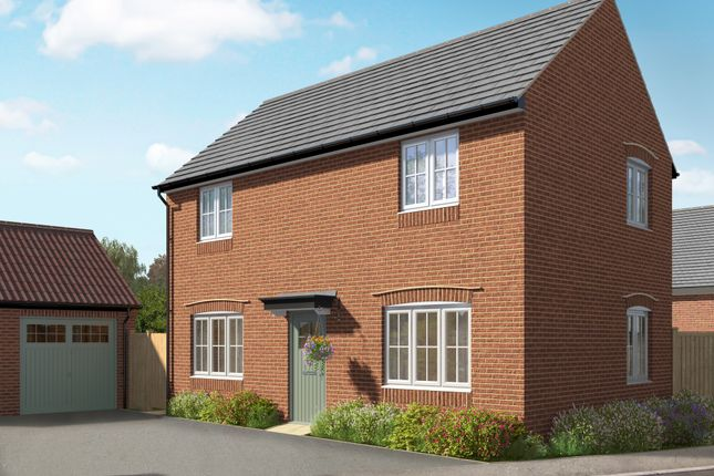 """Thumbnail Detached house for sale in """"The Aldwincle 3"""" at Hill Top Close, Market Harborough"""