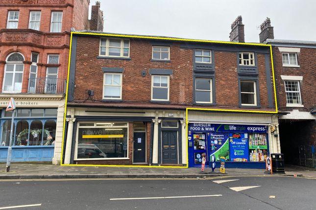 Thumbnail Office to let in 24 Market Place, Burslem, Stoke On Trent, Staffordshire
