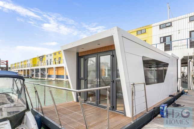 1 bed houseboat for sale in Pacific Drive, Sovereign Harbour, Eastbourne, East Sussex BN23