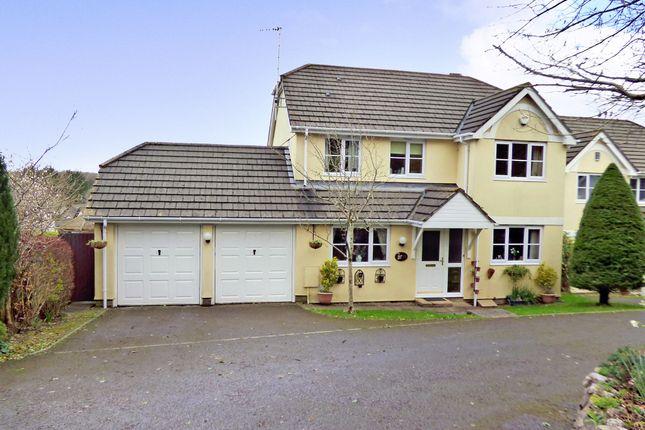 Thumbnail Detached house for sale in Vicarage Road, Okehampton