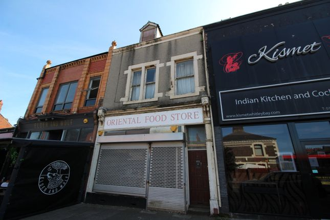 3 bed maisonette for sale in Whitley Road, Whitley Bay, Tyne And Wear NE26