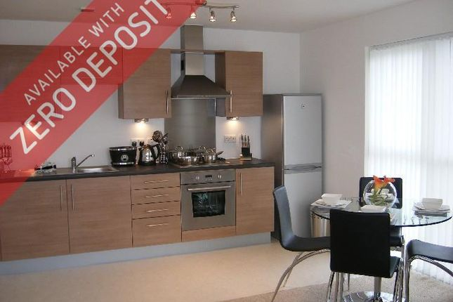 Thumbnail Flat to rent in Stillwater Drive, Openshaw, Manchester