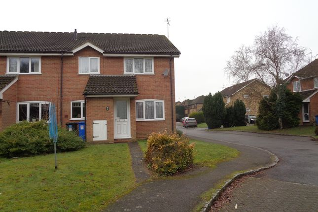 Thumbnail Terraced house to rent in Scots Court, Hook