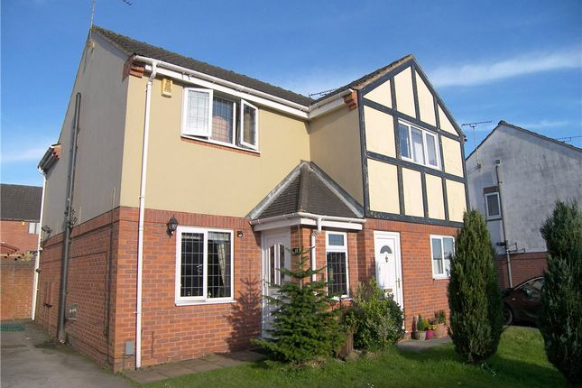 Thumbnail Semi-detached house for sale in The Brockwell, South Normanton, Alfreton