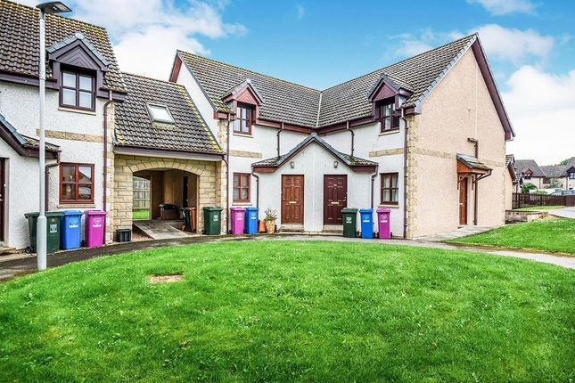 Thumbnail Flat for sale in Knockomie Rise, Forres