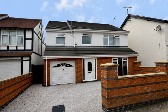 Thumbnail Detached house for sale in Churchmeade, Blackwell Road, Huthwaite, Sutton-In-Ashfield