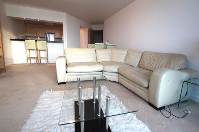 Thumbnail Flat to rent in River Crescent, Waterside Way, West Bridgford