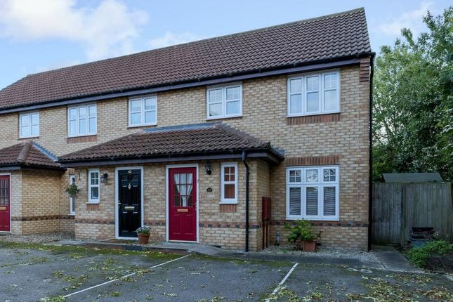 Thumbnail Semi-detached house to rent in Winwood Close, Deanshanger, Milton Keynes