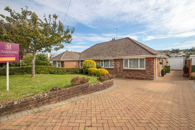 Thumbnail Semi-detached bungalow for sale in Green Park Road, Plymstock