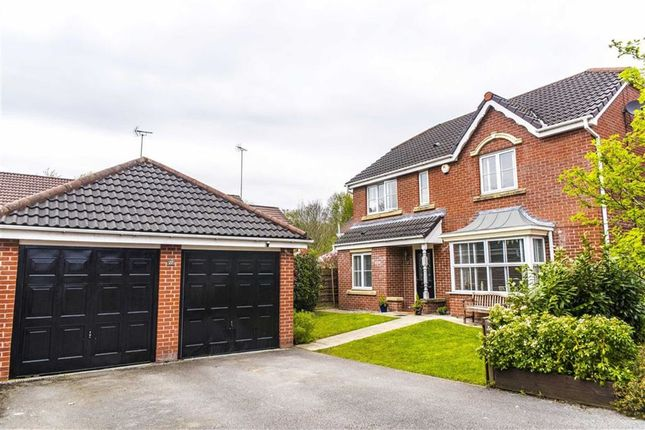 Thumbnail Property for sale in Wayfarers Drive, Tyldesley, Manchester