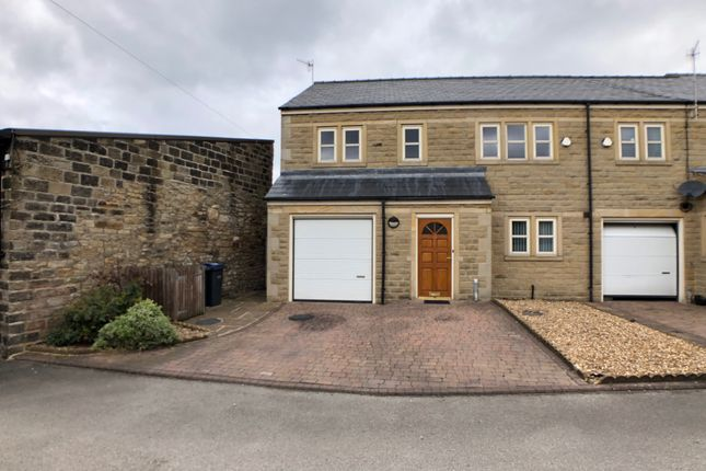 Thumbnail Semi-detached house to rent in Highfield Lane, Silsden, Keighley