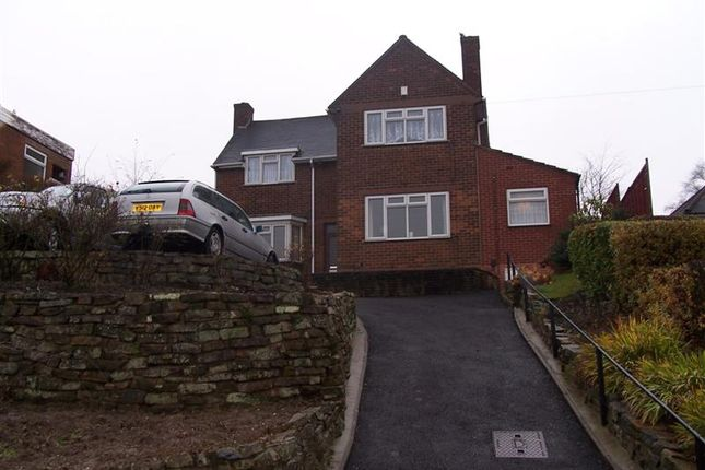 Thumbnail Detached house for sale in New Birmingham Road, Oldbury
