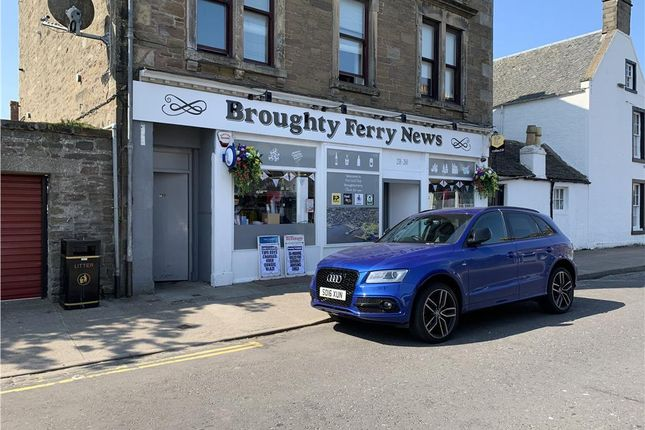 Thumbnail Commercial property for sale in 258-260 King Street, Broughty Ferry, Dundee, Angus