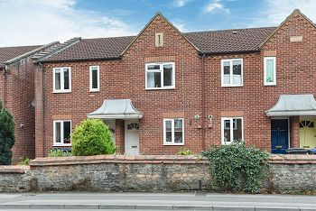 Thumbnail Terraced house for sale in The Grove, Warminster