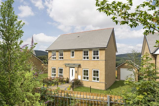 "Thumbnail Detached house for sale in ""Thornbury"" at Penygarn Road, Penygarn, Pontypool"