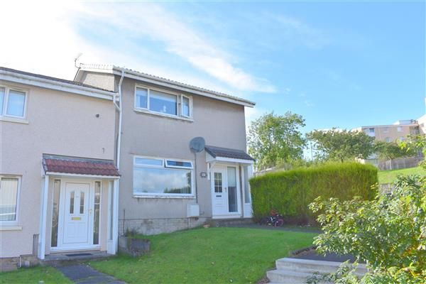Thumbnail End terrace house to rent in Ellisland, East Kilbride, Glasgow