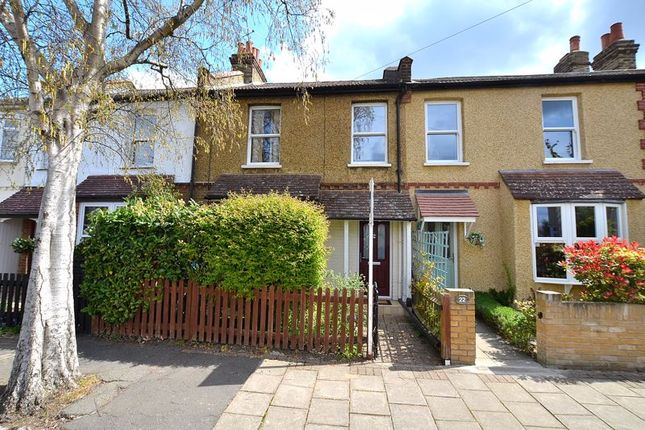 3 bed terraced house to rent in Bickley Crescent, Bickley, Bromley BR1