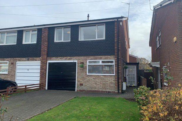 Thumbnail Property to rent in Beverley Croft, Birmingham
