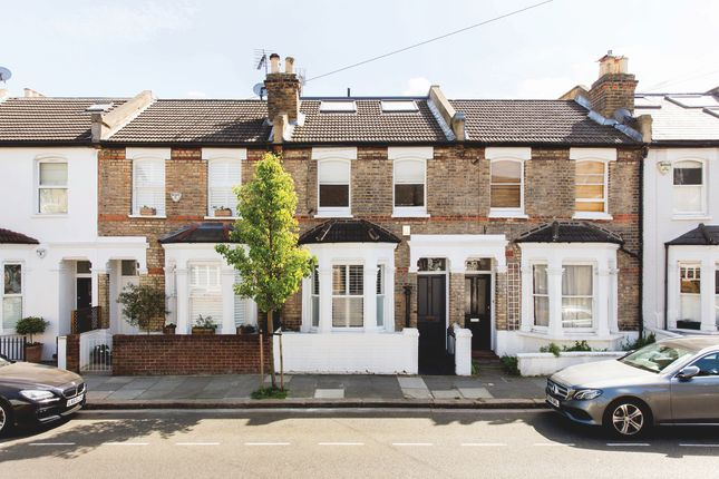 Thumbnail Terraced house for sale in Sherbrooke Road, London
