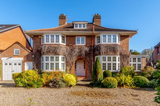 Thumbnail Detached house for sale in Murray Road, Northwood