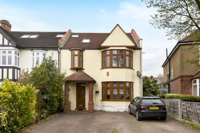Thumbnail Semi-detached house for sale in Endlebury Road, North Chingford, London
