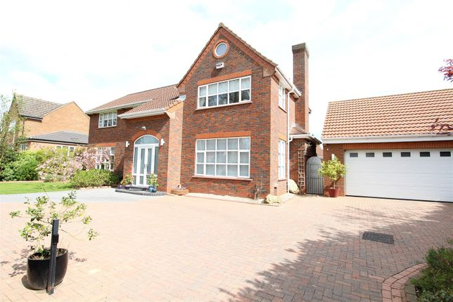 Thumbnail Detached house for sale in Ings Lane, Waltham, Grimsby