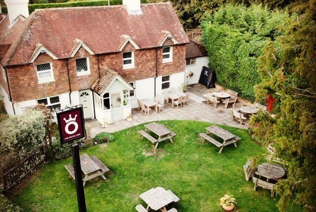 Thumbnail Pub/bar for sale in Manor Farm Road, Hampshire: Lasham