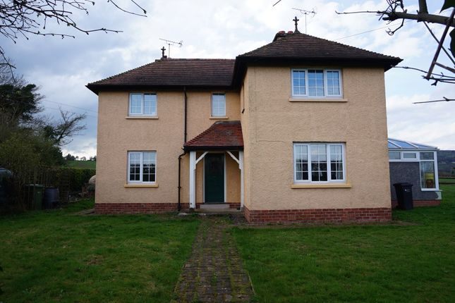 Thumbnail Detached house for sale in Orleton, Ludlow