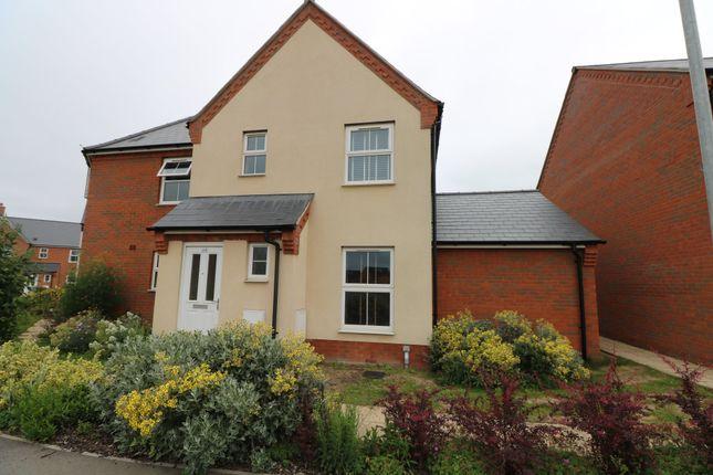 Thumbnail Semi-detached house to rent in Mendham Lane, Redenhall, Harleston