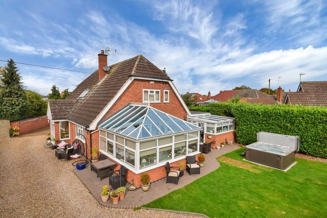 Thumbnail Detached house for sale in Fosse Way, Syston, Leicester