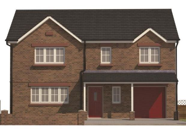 Thumbnail Detached house for sale in Plot 4, Hawthorn Close, Gretna, Dumfriesshire
