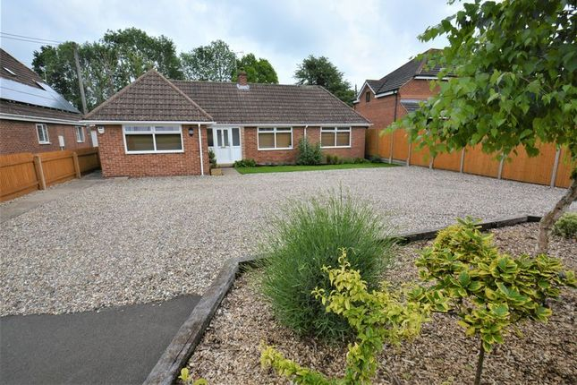 Thumbnail Bungalow for sale in Hagbourne Road, Didcot