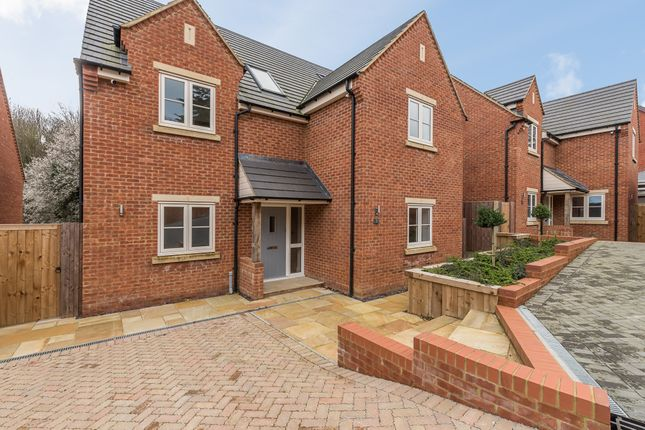 Front View of Hightown Place, Banbury OX16