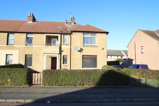 External of Almond Street, Grangemouth FK3