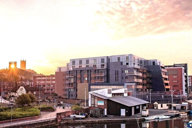 Thumbnail Flat to rent in One The Brayford, Linconl
