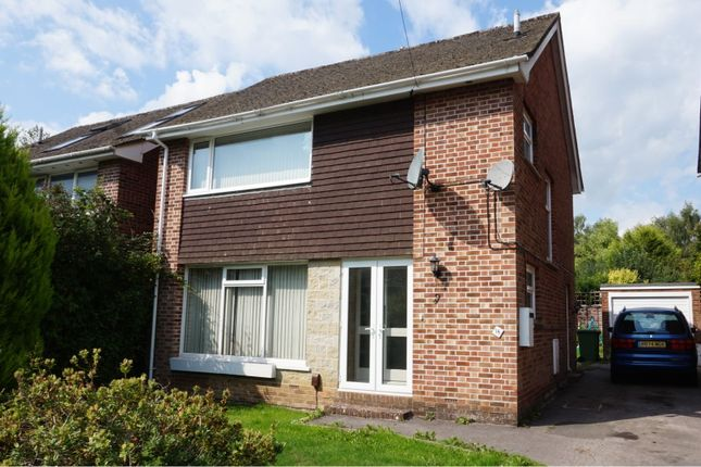 Thumbnail Detached house for sale in Pantheon Road, Chandlers Ford, Eastleigh