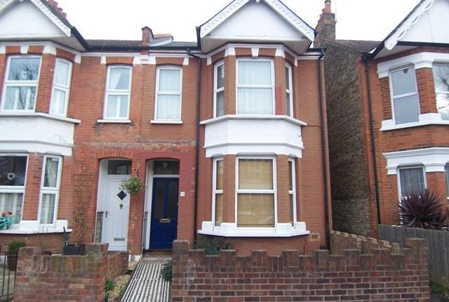 Thumbnail Terraced house to rent in St. Kilda Road, London