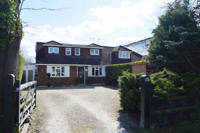 Thumbnail Semi-detached house for sale in Hook End Road, Hook End, Brentwood