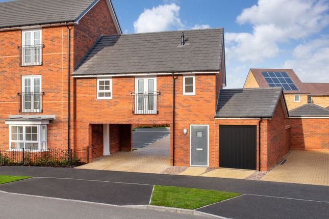 "Thumbnail Terraced house for sale in ""Stroud"" at Carters Lane, Kiln Farm, Milton Keynes"