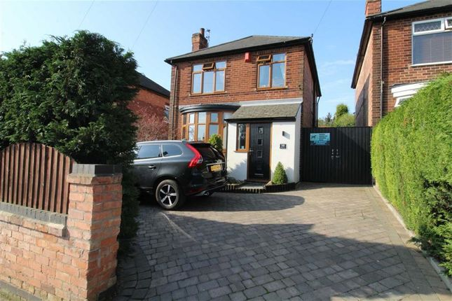 Thumbnail Detached house for sale in Westdale Lane, Carlton, Nottingham