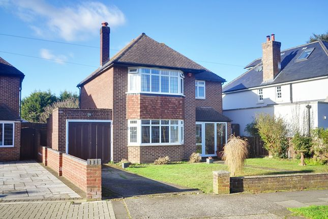 Thumbnail Detached House For Sale In Sutherland Avenue Petts Wood Orpington