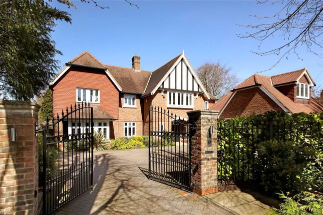 Thumbnail Detached house for sale in Brownswood Road, Beaconsfield